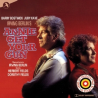 Annie Get Your Gun London Studio Cast Double CD